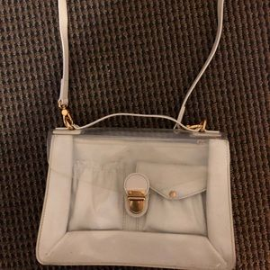 Marc by Marc Jacobs PVC Shoulder Bag